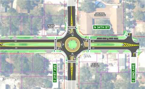 34th Street Safety Improvements