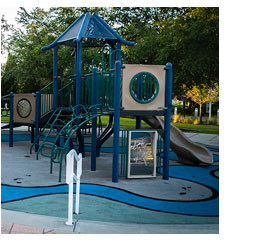Play Ground and splash pad