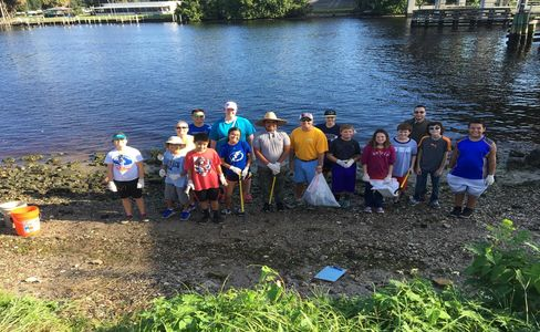 Hillsborough River Clean Up