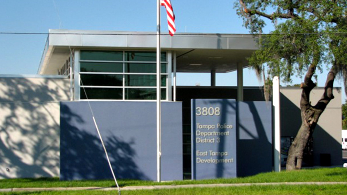 Tampa Police Department - District 3 Headquarters
